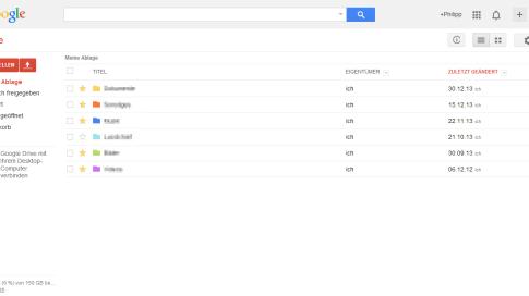 Google Drive - Home