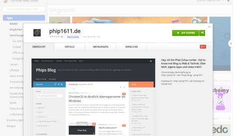 phip1611.de im Chrome Web Store