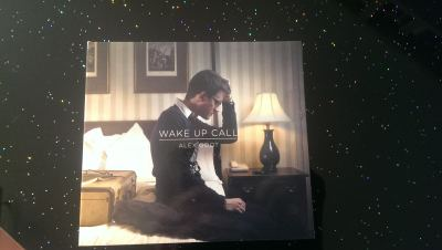 Wake Up Call by Alex Goot (Front-Cover)