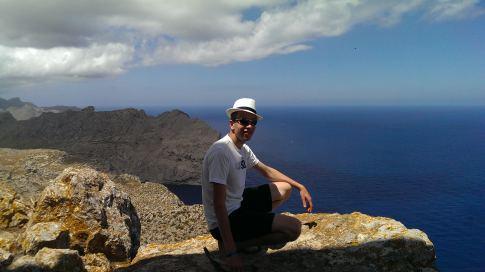 Im Nord-Westen Mallorcas.