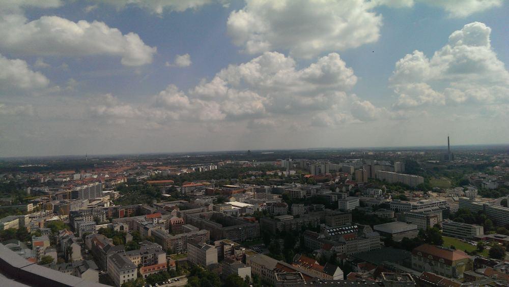 Aussichtsplattform MDR-Turm