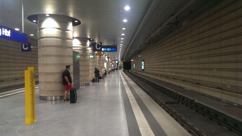 Leipziger Innenstadt: Citytunnel (Bahn)