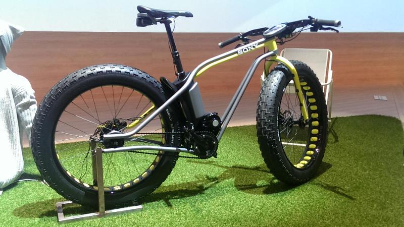 Extremes E-Mountainbike