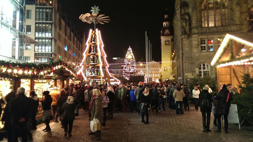 Weihnachtsmarkt Chemnitz