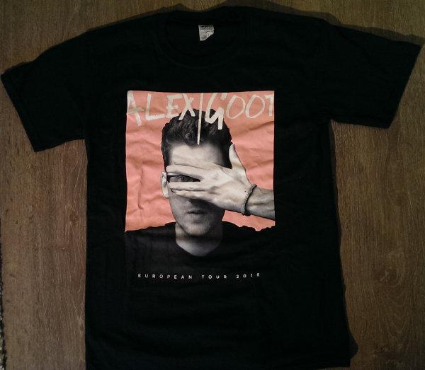 Alex Goot Konzert Köln 2015 (Tour T-Shirt)