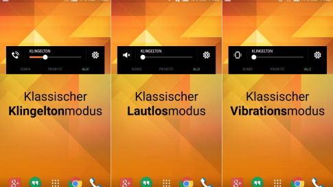 HTC One M7: 300m Minor-Update 29. Mai 2015