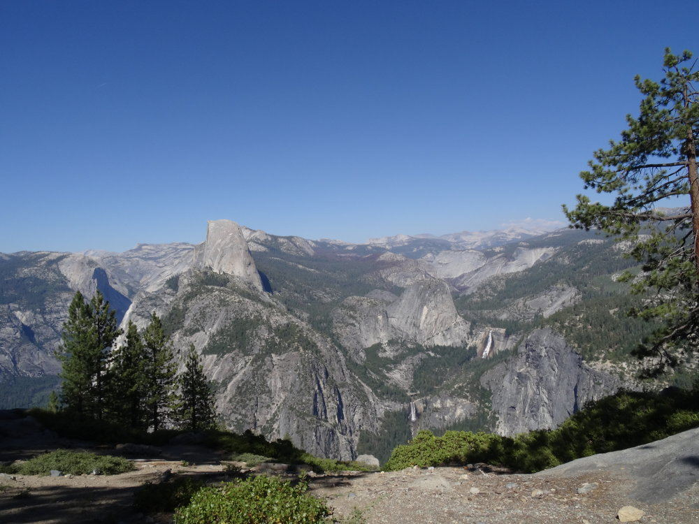 Glacier Point - Yosemite Nationalpark
