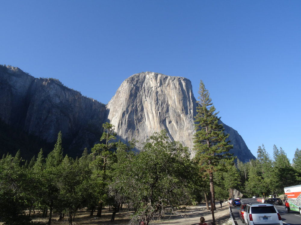 El Capitan - Yosemite Nationalpark