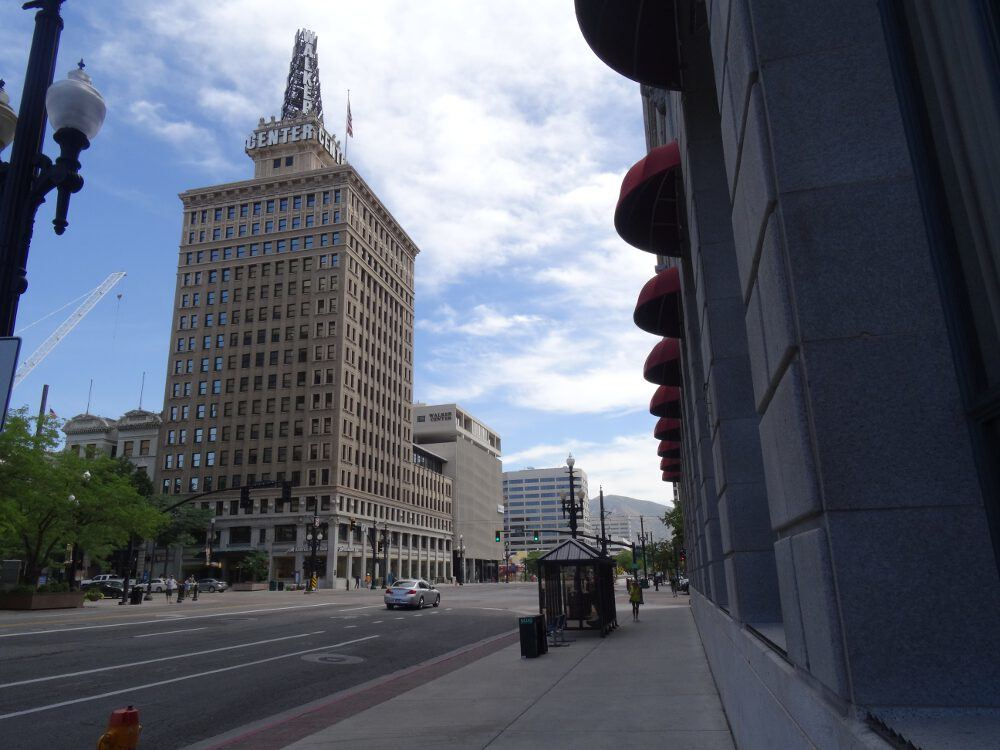 Salt Lake City, Innenstadt
