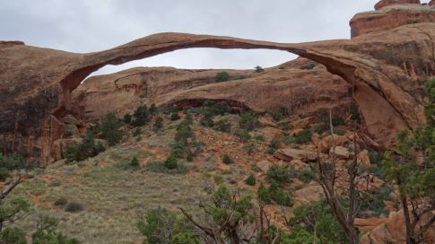 Landscape Arch - Arches Nationalpark