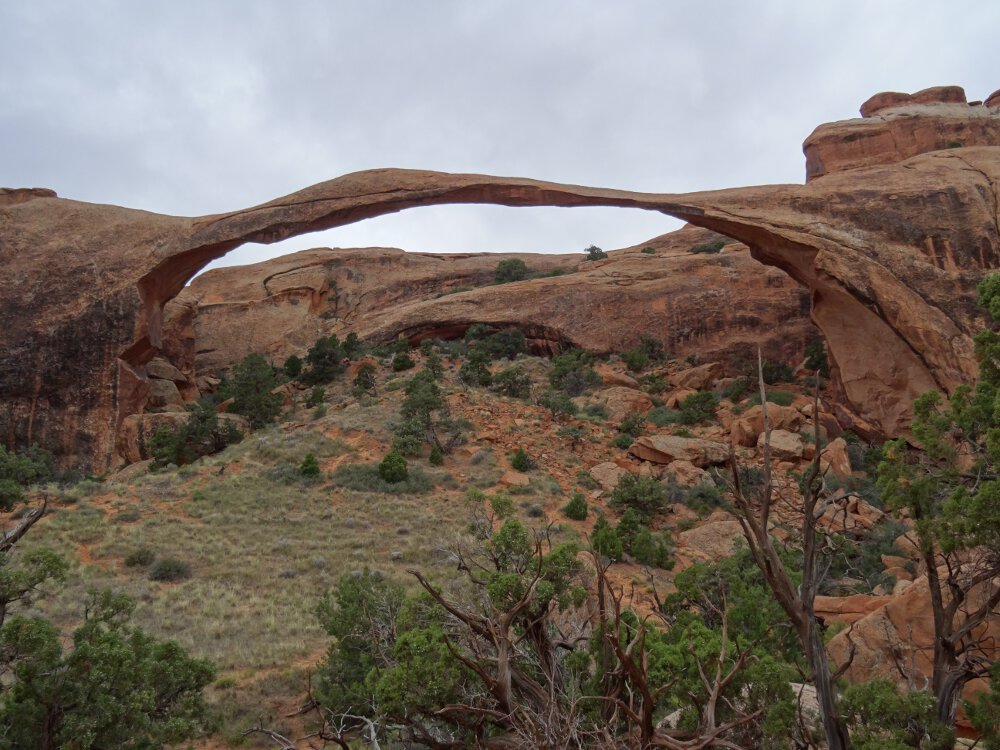 Landscape Arch - Arches Nationalpark