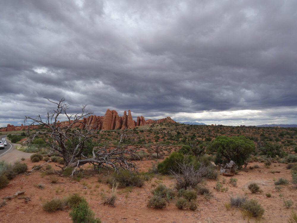 Im Arches Nationalpark