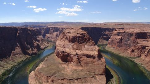 Horseshoe Bend am Colorado River