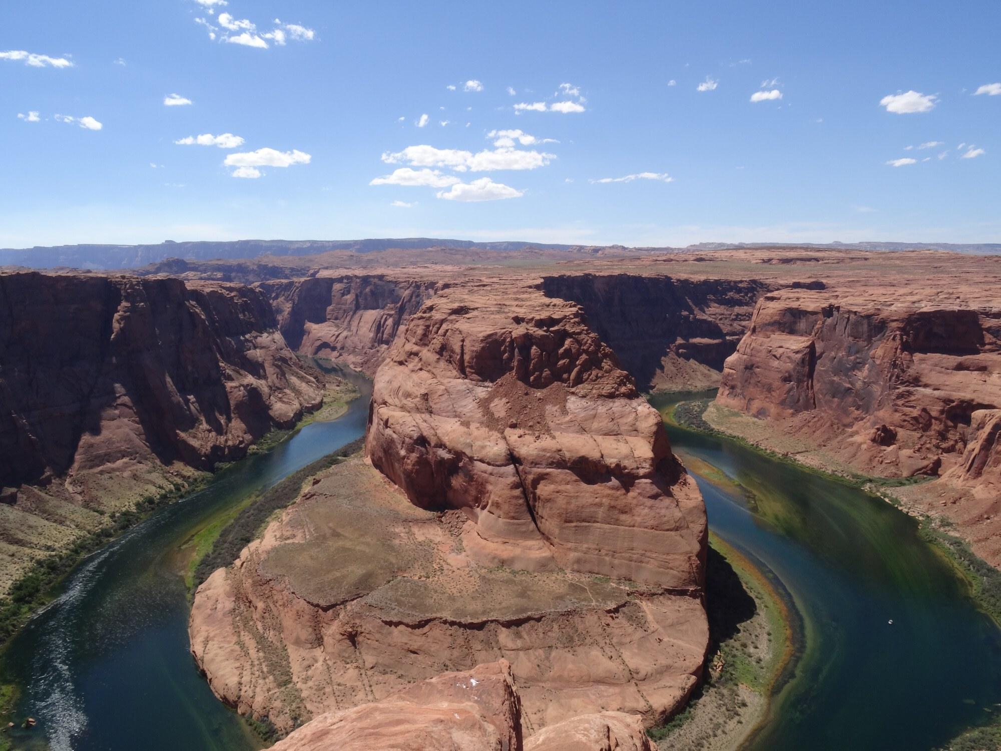 Horseshoe Bend am Colorado River
