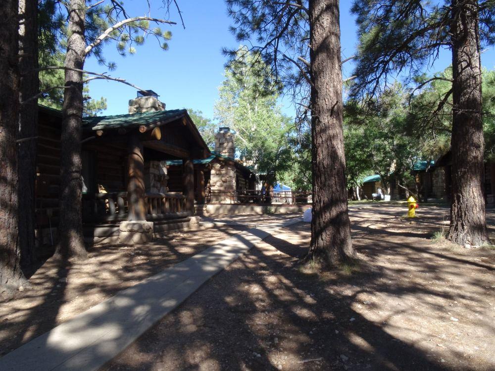 Unterkunft am Grand Canyon North Rim