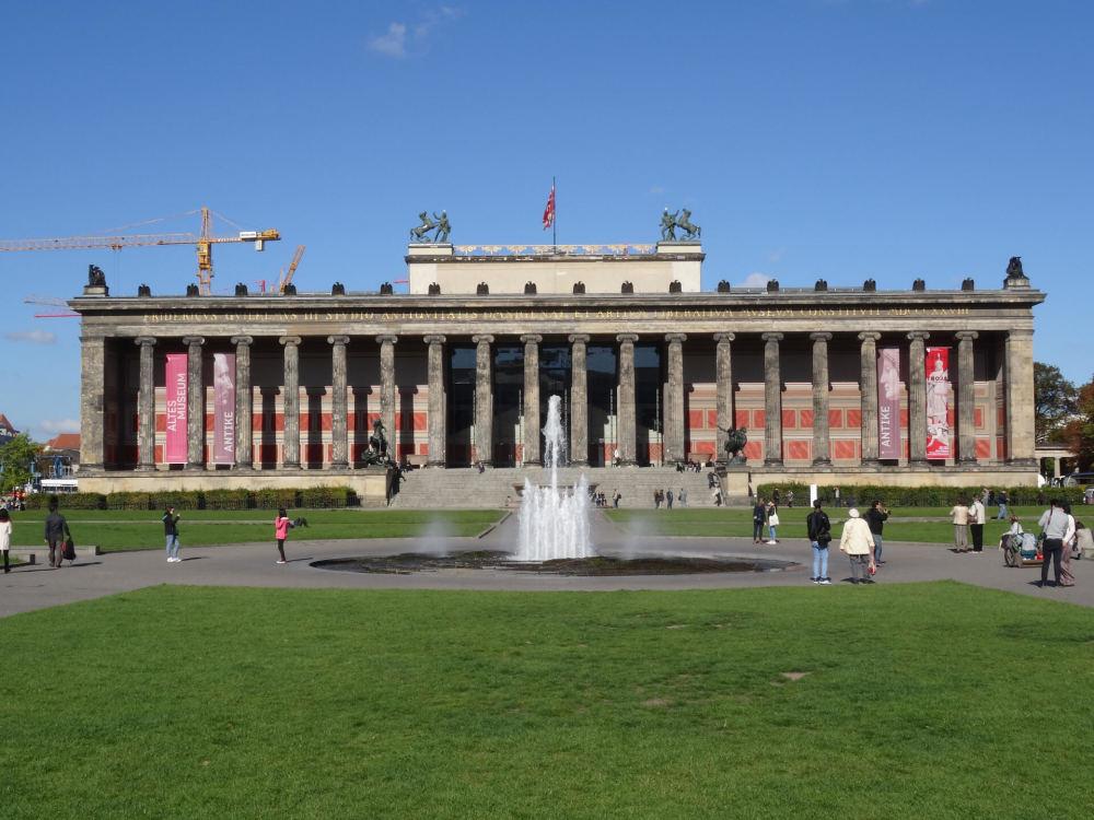 """Altes Museum"" in Berlin"