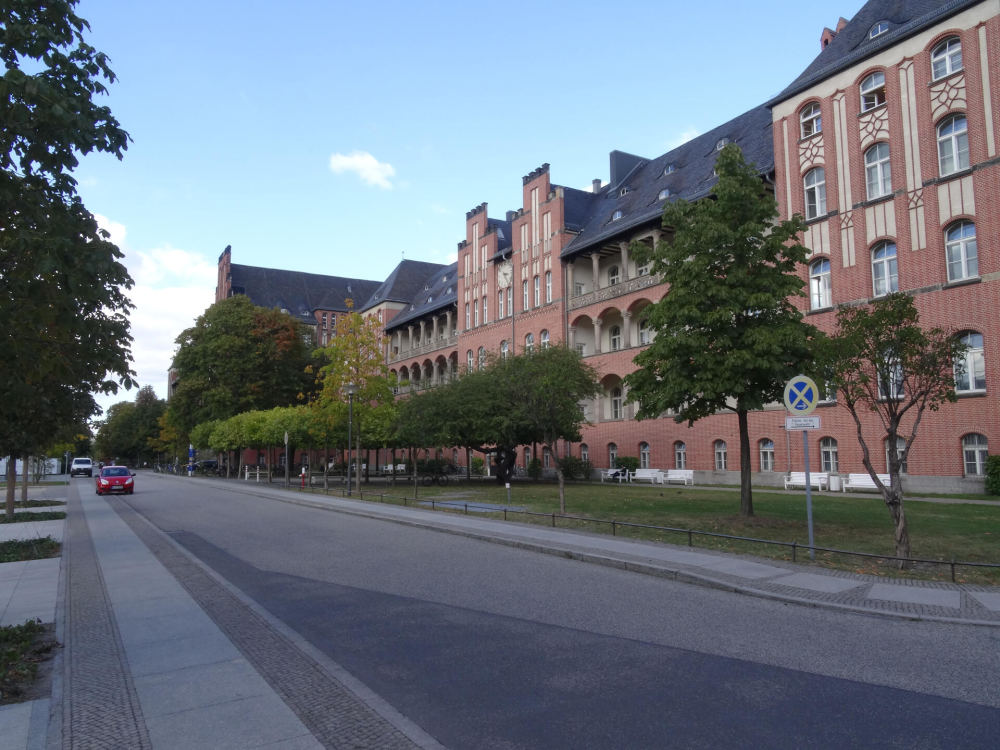 Charité-Krankenhaus in Berlin