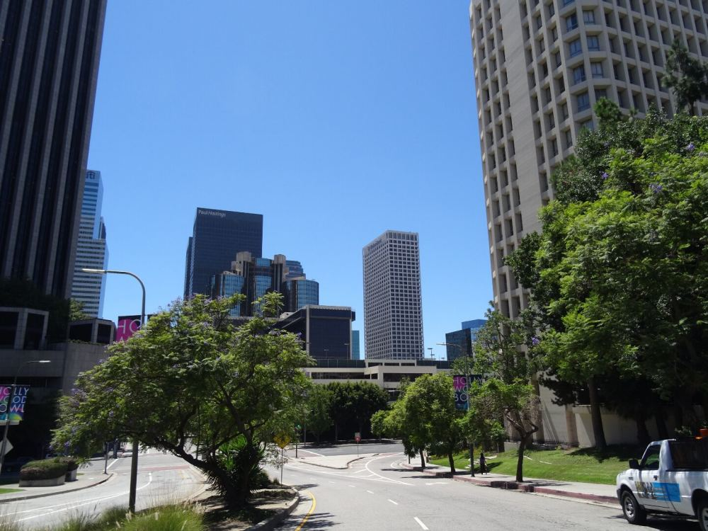 Downtown Los Angeles (12.08.2015)