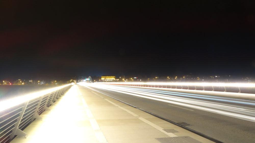 Dresden bei Nacht: Foto vom 10. November 2015