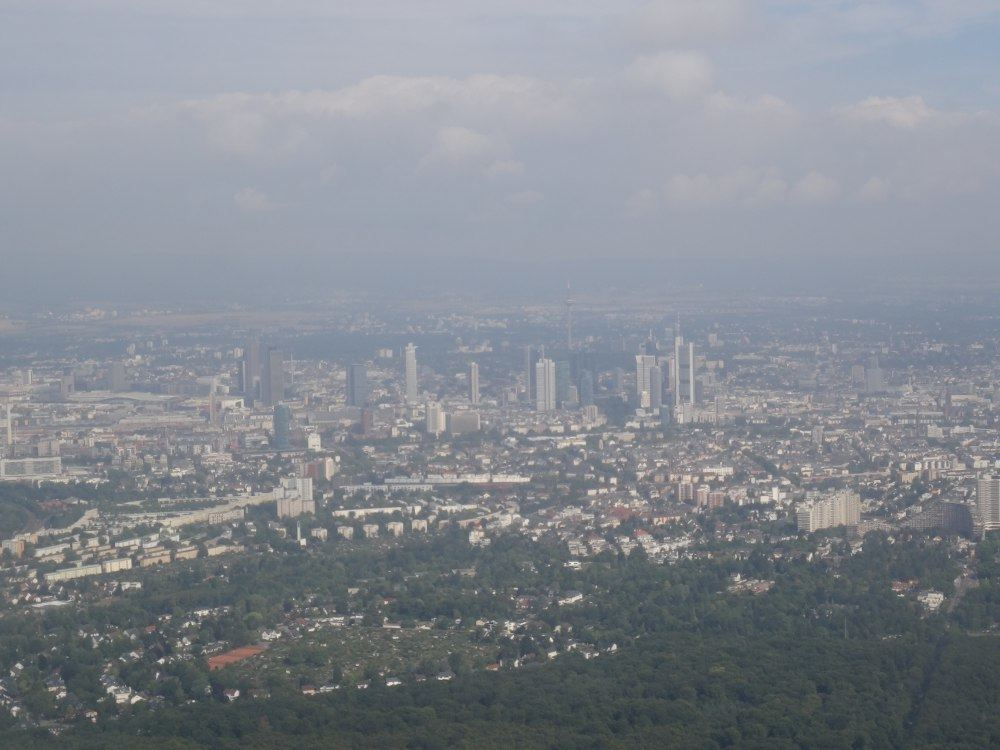 Frankfurt am Main am 19. August 2015