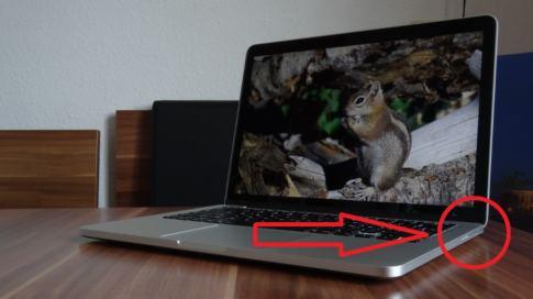 Artikelvorschaubild Apple Macbook Pro
