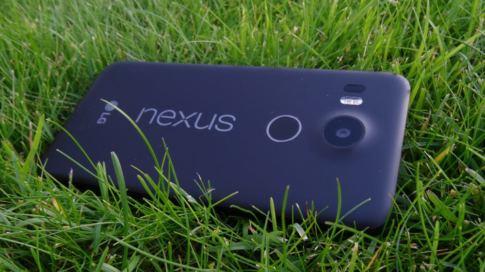 Google Nexus 5X (Symbolbild)