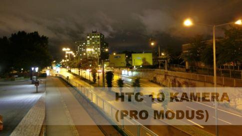 HTC 10 Kamera (Pro Modus) + Stativ