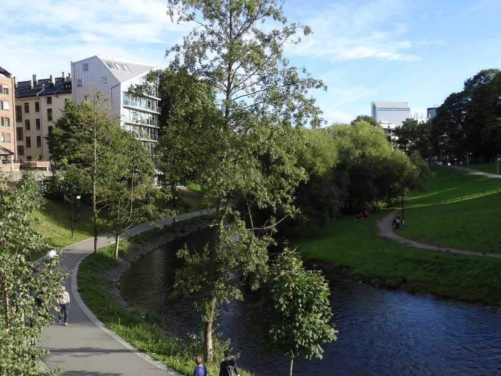 Oslo, Norwegen: Foto vom 01. September 2016