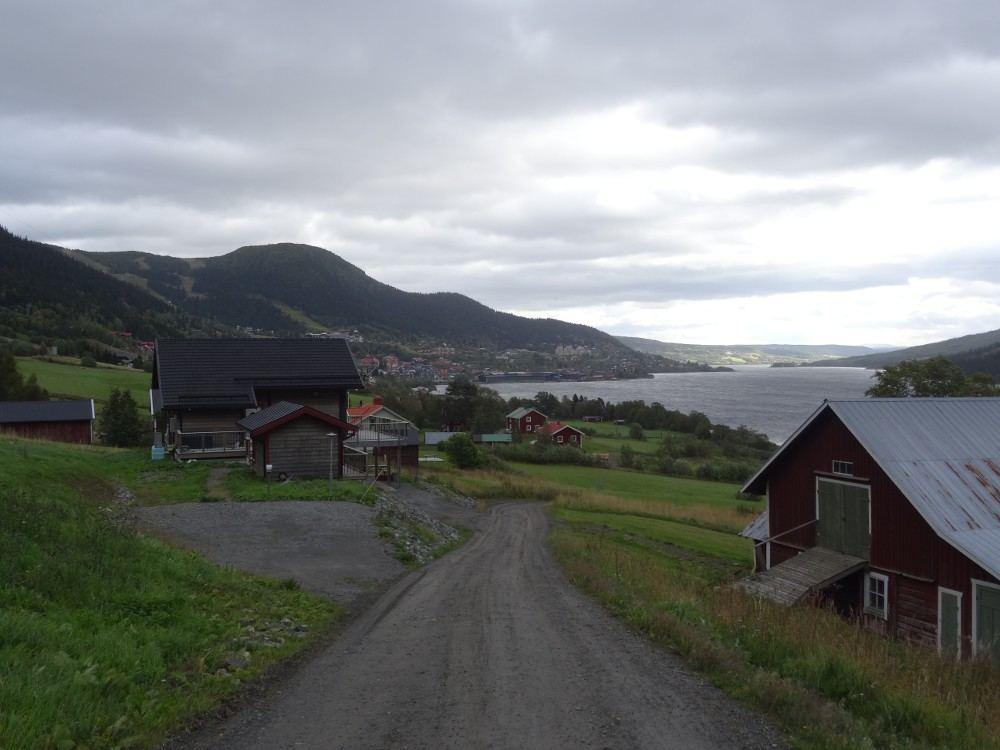 Norwegen September 2016: Tagesausflug nach Östersund, Schweden