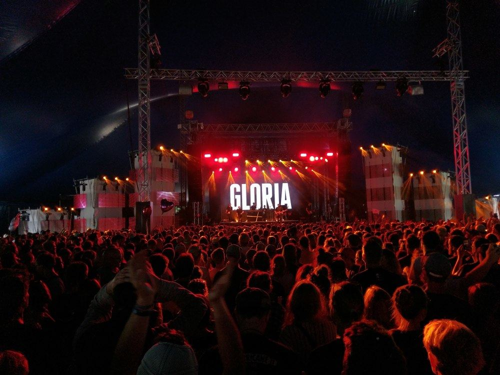 Hurricane-Festival 2017: Gloria