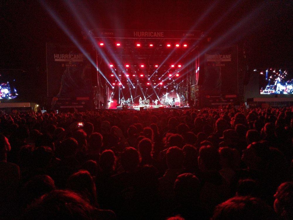 Hurricane-Festival 2017: Linkin Park