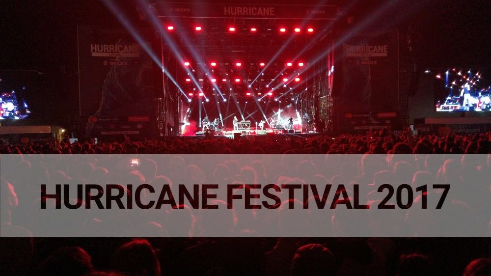 Hurricane-Festival 2017: Vorschaubild