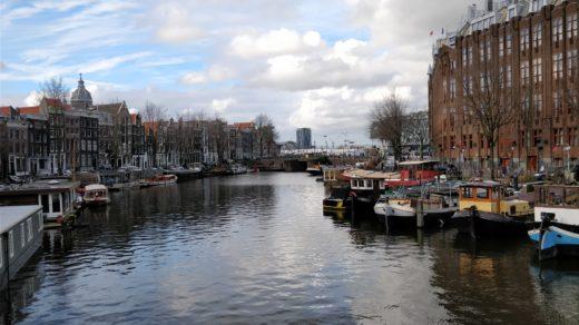 Amsterdam - März 2018