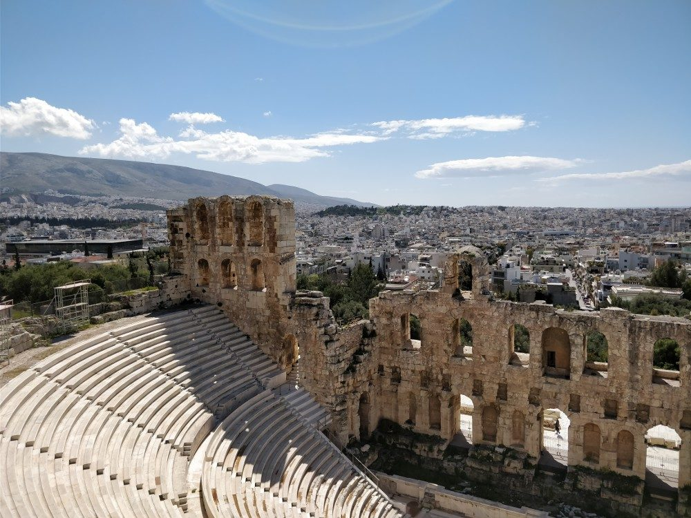 Odeon des Herodes Atticus-Theater