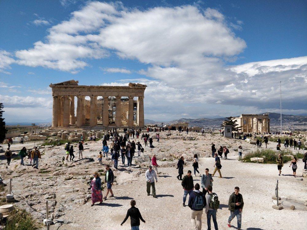 Parthenon, Akropolis