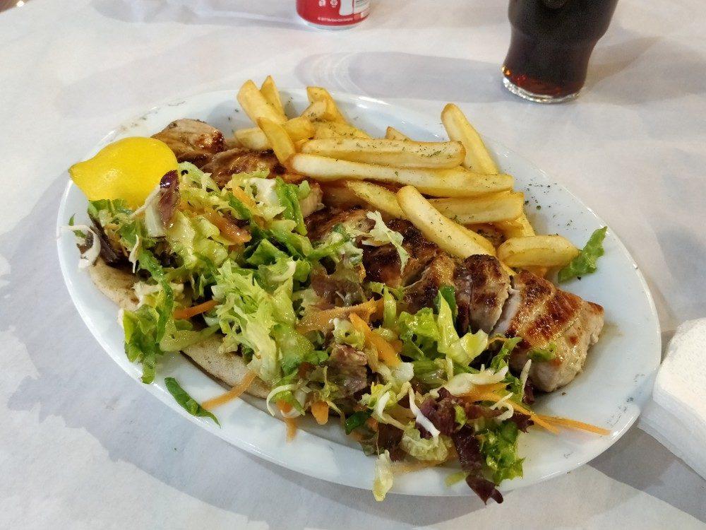 Griechisches Essen