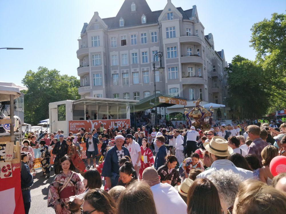 Karneval der Kulturen Berlin (20. Mai 2018)
