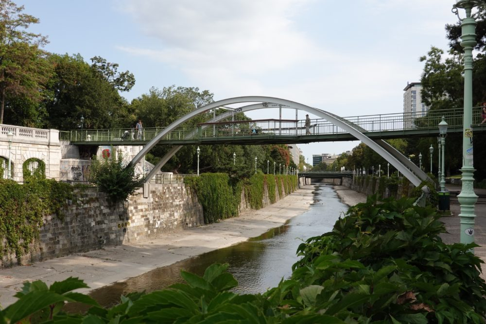 Wien: Im Stadtpark