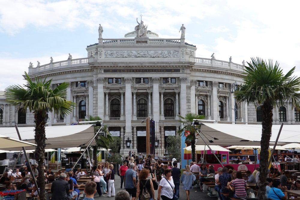 Wien: Burgtheater