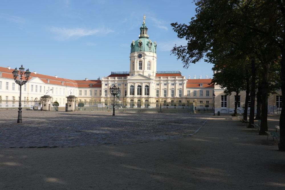 Berlin: Schloss Charlottenburg - 01.09.2018