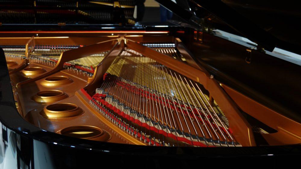 Nahaufhahme Piano (Flügel) - IFA Berlin 2018
