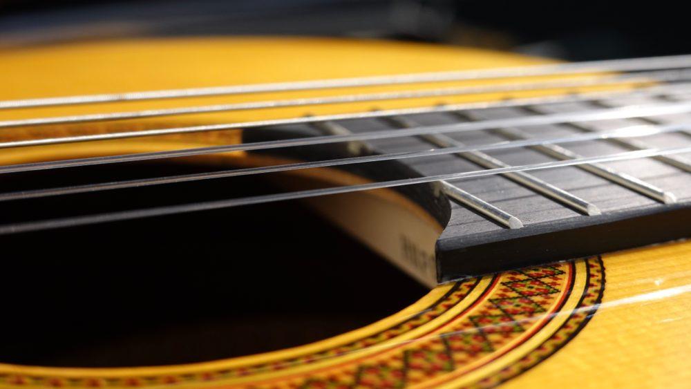 Nahaufhahme Gitarre - IFA Berlin 2018