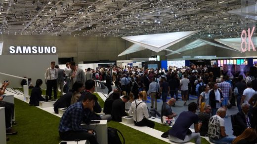 IFA Berlin 2018: Samsung