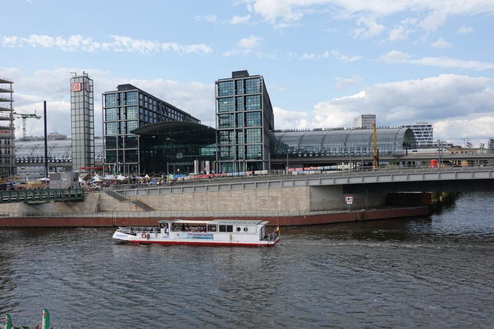 Berlin: Hauptbahnhof - 01.09.2018