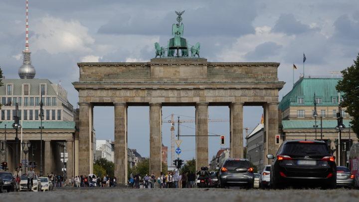 Berlin: Brandenburger Tor - 01.09.2018