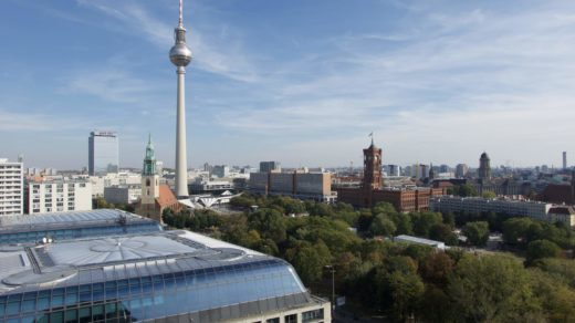 Berliner Dom - Ausblick - 06. Oktober 2018