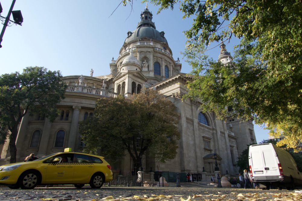 Budapest Oktober 2018 - St.-Stephans-Basilika