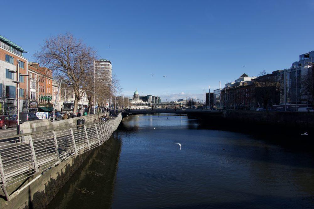 Dublin - Februar 2019