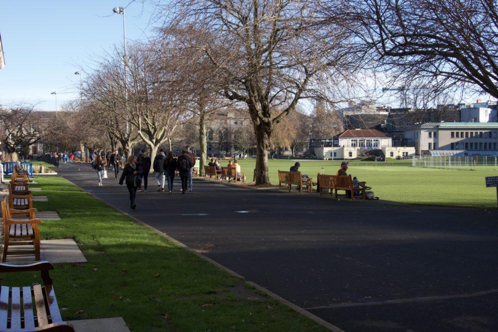Trinity College - Dublin - Februar 2019