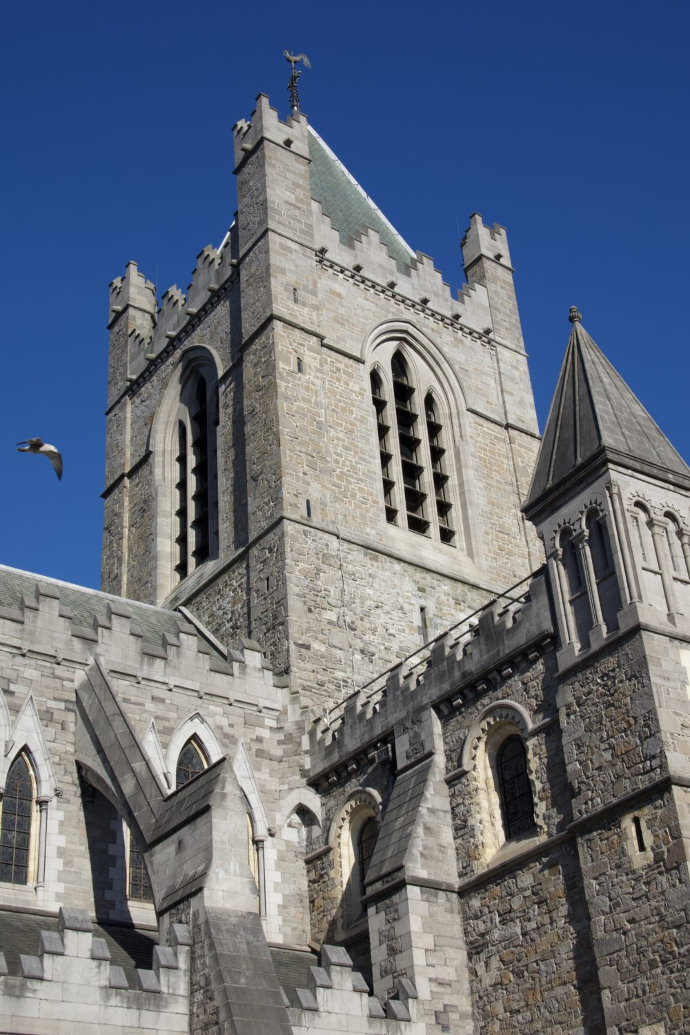 Christ Church Cathedral - Dublin - Februar 2019